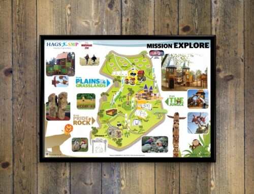 Whipsnade Zoo | Play Space Visuals