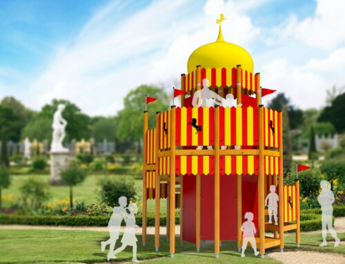 Hampton Court Palace | Play Space Proposal