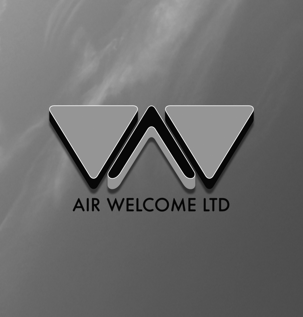 Air Welcome Logo Design