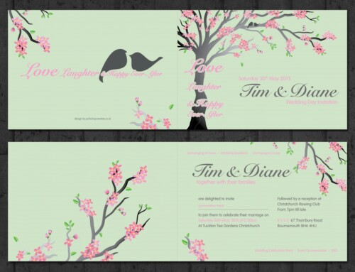 Love Birds | Wedding Invitations